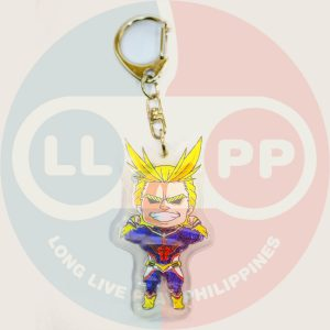 CHIBI ALL MIGHT KEYCHAIN