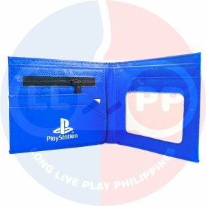 PS4 BLUE R WALLET