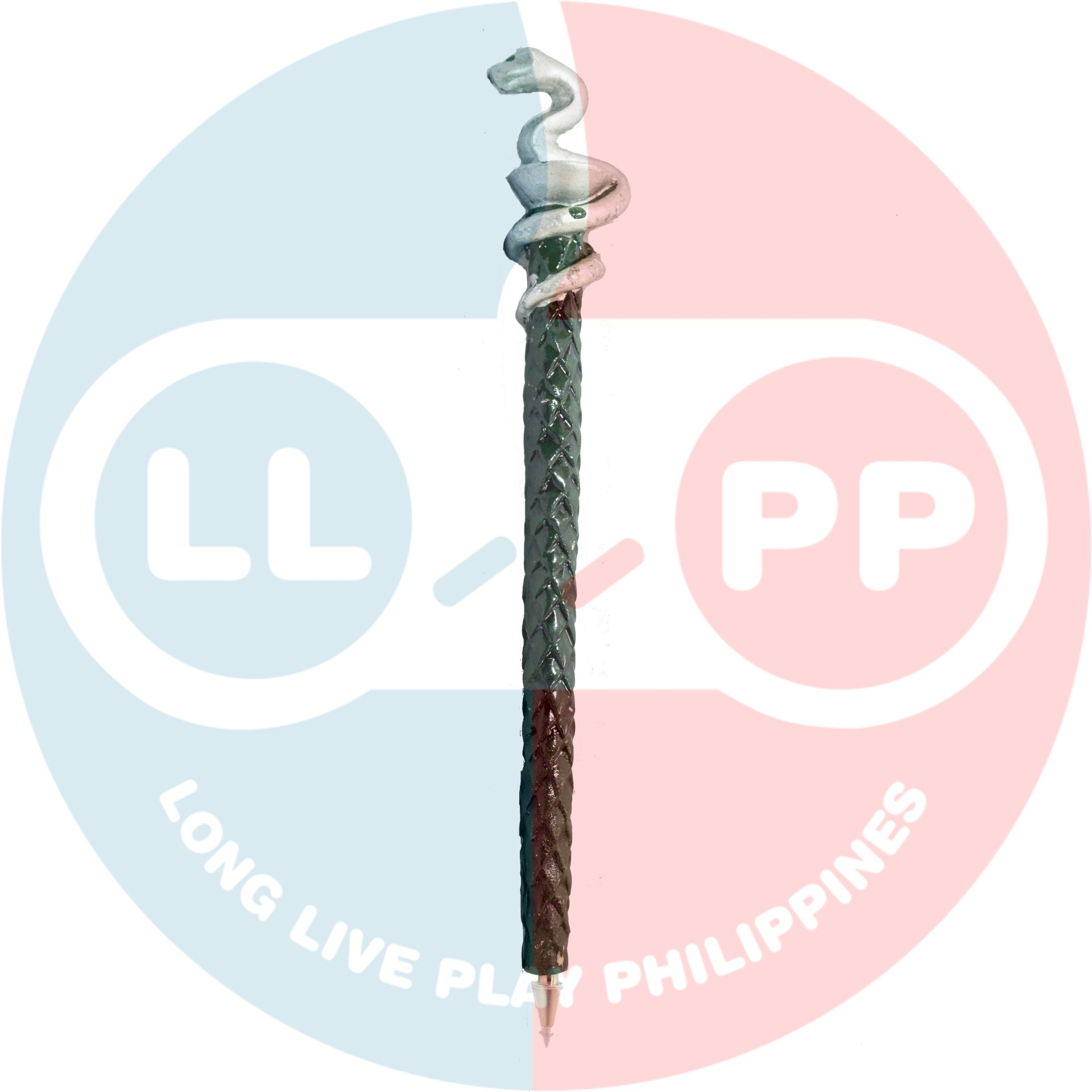 slytherin wand pen long live play ph